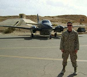 USMC Sargeant Alex Gilmer