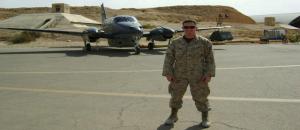 US Marine Corp Sergeant Alex Gilmer