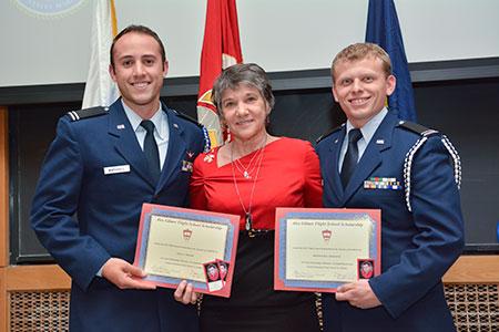Kristofer Merideth, Mary Gilmer and Andrew Marshall