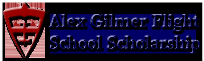 Alex Gilmer Flight School Scholarship